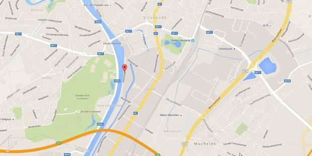 Un conducteur meurt après une chute dans le canal à Vilvorde - La DH