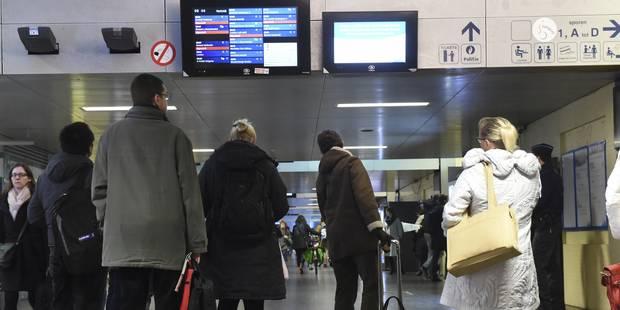 Grève de la SNCB: le point avant jeudi 7 janvier - La DH