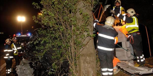 Tragique accident de la route dans le Tournaisis - La DH
