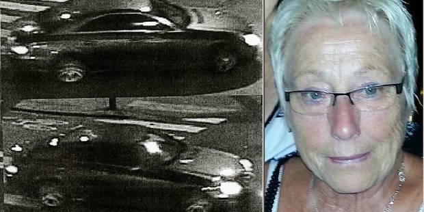 Délit de fuite à Anderlecht: voici la voiture du chauffard qui a percuté Jeannine! - La DH