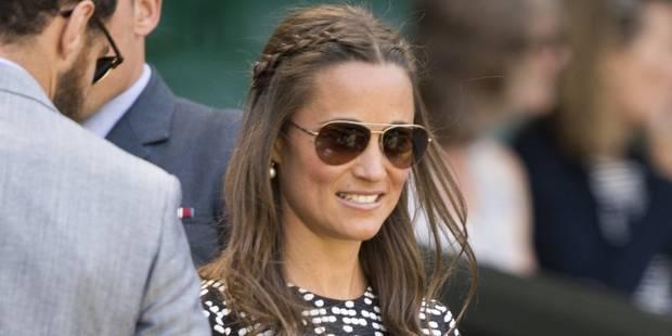 Pippa Middleton déjà installée chez son riche héritier - La DH