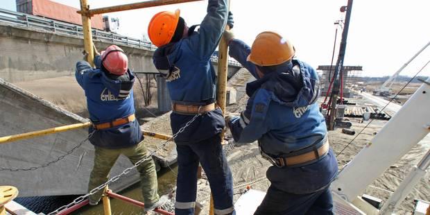 Accident mortel sur un chantier de construction à Enghien - La DH