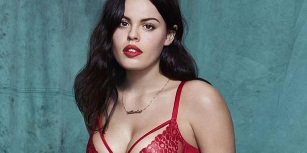 Atlanta de Cadenet Taylor, nouvelle égérie de la marque de lingerie des soeurs Cruz - La DH