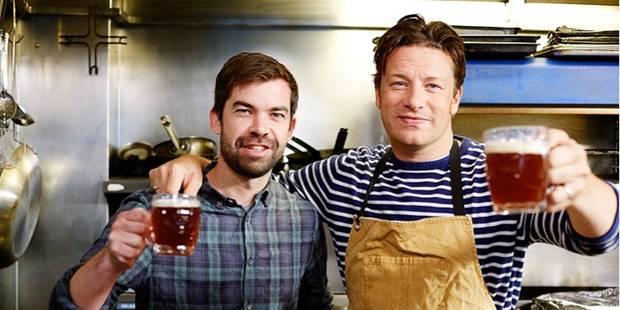 Jamie Oliver en pince pour une bière belge - La DH