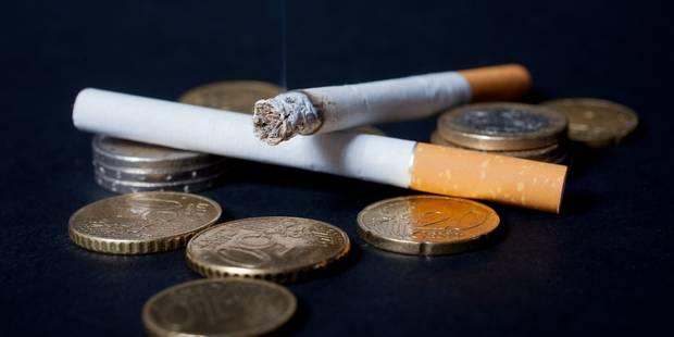Le tabac a rapporté plus de 3 milliards d'euros à l'Etat en 2015 - La DH