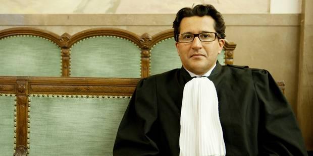 L'avocat pénaliste Amrani suspendu pour 4 mois ferme - La DH