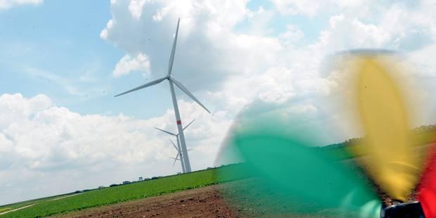Un moratoire sur les éoliennes - La DH