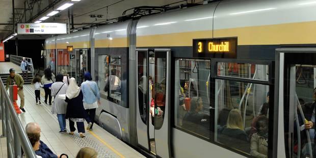 Ne faut-il pas fermer le tunnel métro à hauteur du tunnel Stéphanie? - La DH
