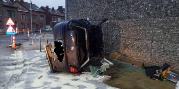 Un conducteur grièvement blessé à Châtelet - La DH