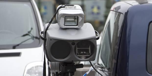 Plus de 16 millions de contrôles de vitesse à Bruxelles-Ixelles en 2015 - La DH