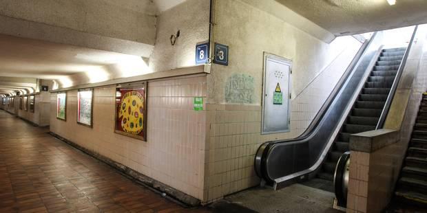 Braine-le-Comte: si les escalators attendent le RER? - La DH