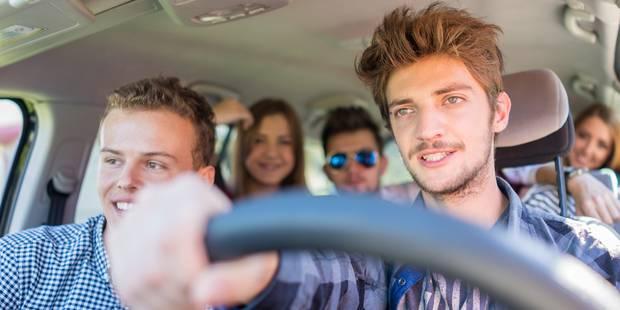 Une boîte noire pour conscientiser les jeunes conducteurs - La DH