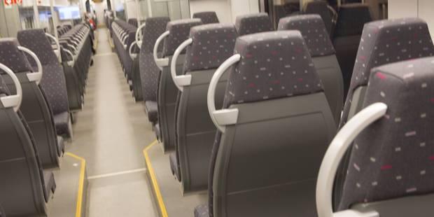 Perturbations sur la ligne ferroviaire Namur-Ottignies après un vol de câble - La DH
