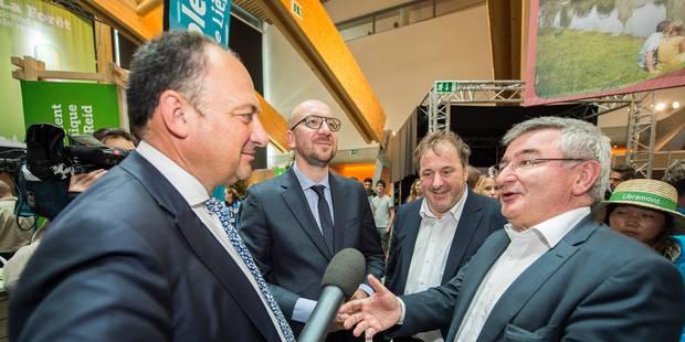 La Belgique approuve le glyphosate, un herbicide controversé: Borsus persiste et signe - La DH