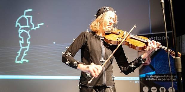 Expérience inédite entre musiciens et chercheurs montois (VIDEO) - La DH
