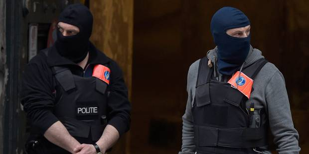 Cellule terroriste de Verviers: 16 personnes poursuivies - La DH