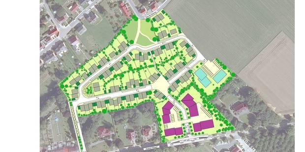 Perwez: un nouveau quartier en vue au centre-ville - La DH