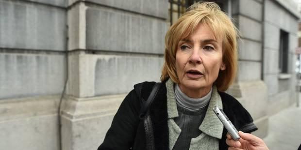 La manifestation extrémiste organisée samedi à Molenbeek interdite par Françoise Schepmans - La DH