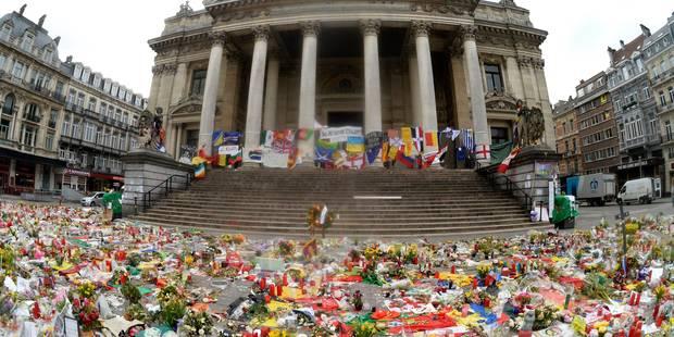 """La marche """"contre la terreur et la haine"""" se tiendra finalement à Bruxelles le 17 avril - La DH"""