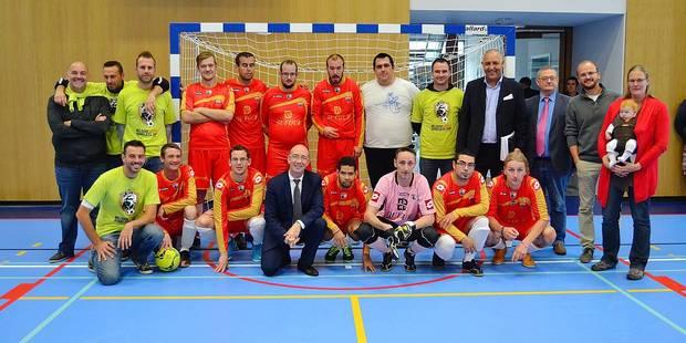 La Belgian Homeless Cup se pose à Tournai - La DH