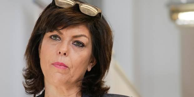 Remaniement ministériel: voici la réaction de Joëlle Milquet - La DH