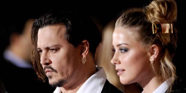 Chiens indésirables en Australie: Johnny Depp et son épouse dans une vidéo saugrenue - La DH