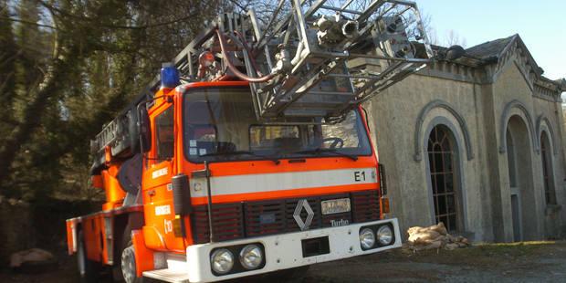 Philippe Staquet, commandant de la zone de secours Hainaut-Centre, démissionne - La DH