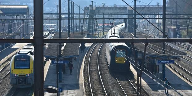 1.100 trains annulés et 18.000 minutes de retard après les attentats du 22 mars - La DH