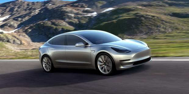 Tesla : une Model 4 encore moins chère - La DH