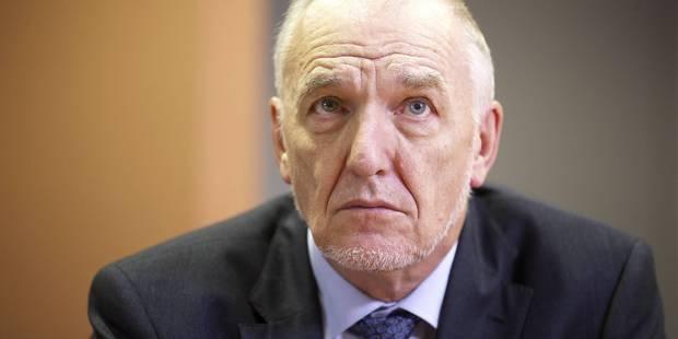 Jo Cornu, CEO de la SNCB, quittera ses fonctions sans indemnité - La DH