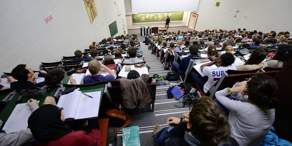 Les étudiants étrangers coûtent 150 millions par an (INFOGRAPHIE) - La DH