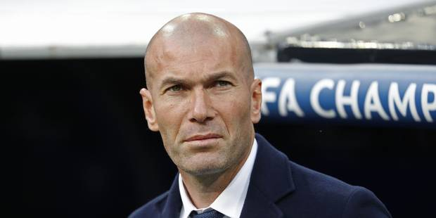 """Zidane: """"Il reste un match et tout peut arriver"""" - La DH"""