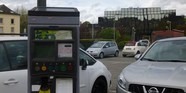 City Parking ne gère plus le parking à Arlon - La DH