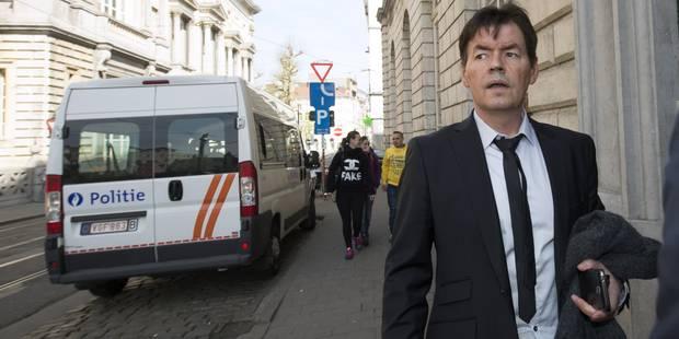 Bernard Wesphael a comparu devant la cour d'assises pour la première fois - La DH