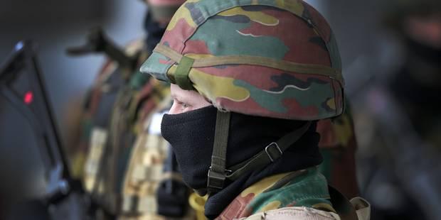 60 soldats suivis de près par les renseignements pour radicalisme - La DH