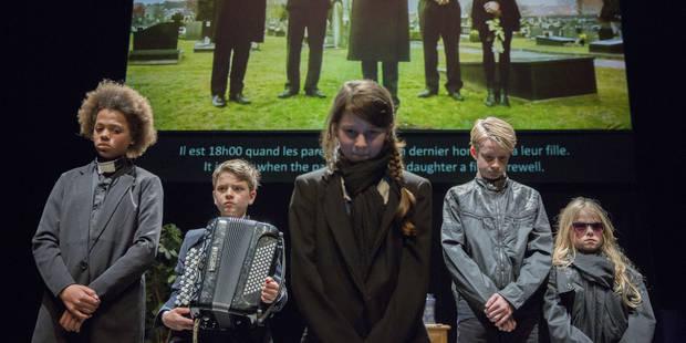 L'affaire Dutroux jouée par des enfants: un exercice magnifique et respectueux - La DH