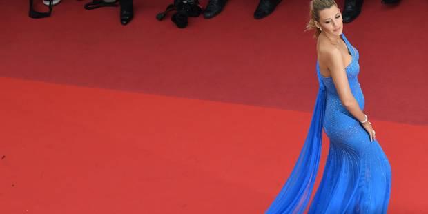 Blake Lively, enceinte, illumine le festival de Cannes (PHOTOS) - La DH