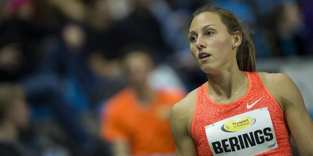 Nouvelle blessure grave pour Eline Berings - La DH