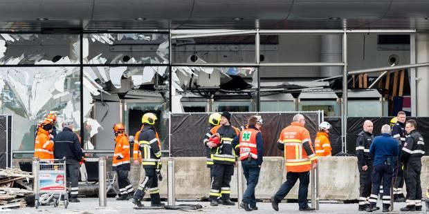 """Attentats à Bruxelles: """"Ces gars n'auraient jamais dû apparaître à l'aéroport"""" - La DH"""