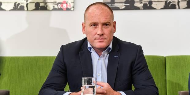 Vincent Euvrard succède à Fred Vanderbiest Cercle de Bruges - La DH