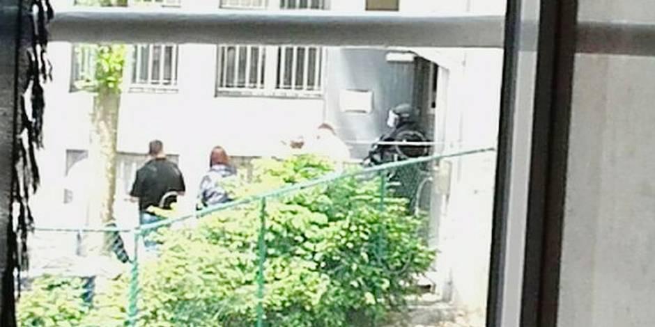 exclusif la police s 39 entra ne l ancienne belgique pour viter un bataclan chez nous la dh. Black Bedroom Furniture Sets. Home Design Ideas