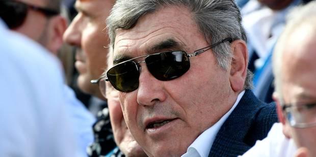 Merckx inculpé pour corruption: la réquisition finale du parquet rédigée - La DH