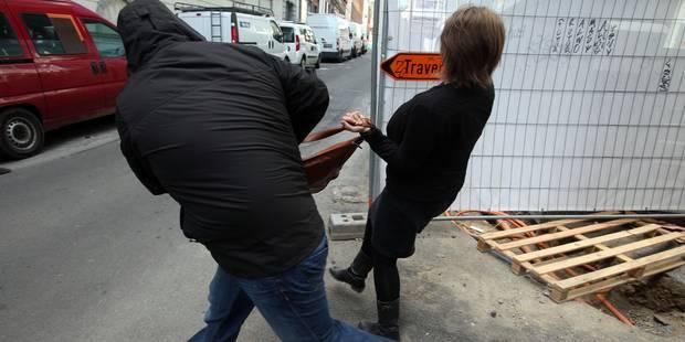 Bruxelles-Ouest: 80 % des victimes de vols à l'arraché sont des femmes - La DH