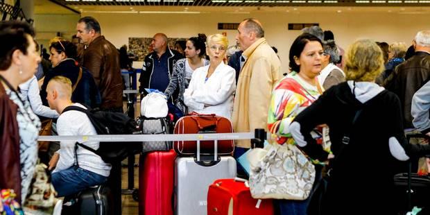 Grève chez Swissport : La moitié des vols au départ de Brussels Airport ont du retard - La DH