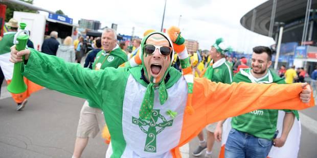 Les supporters irlandais sont écolos ! (VIDEOS) - La DH