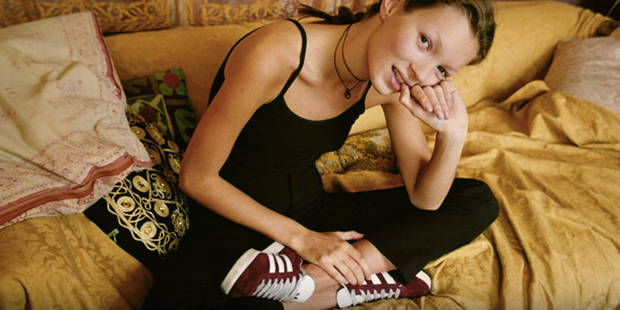 Kate Moss, belle Gazelle - La DH