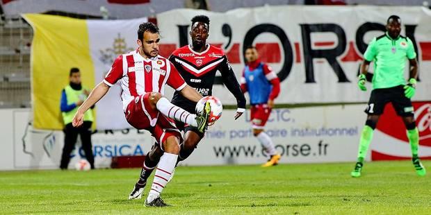 Standard: Valenciennes se montre gourmand pour Mbenza - La DH
