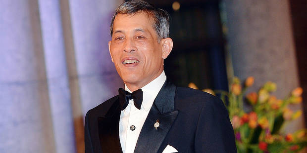 Quand le prince thaïlandais fait honte à son pays - La DH