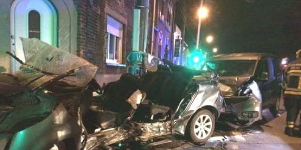 Lambusart: un conducteur sans permis provoque un accident mortel (PHOTOS) - La DH