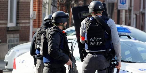 Opération anti-terroriste en Wallonie: les deux frères venaient de Frameries - La DH